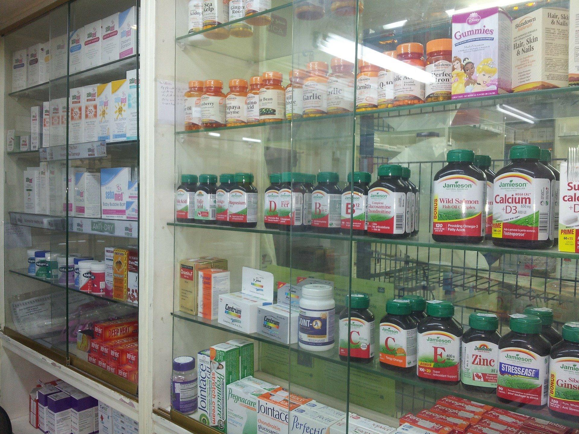 leki na przeczyszczenie